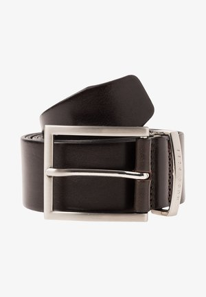 BUDDY - Belt business - dark brown