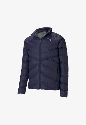 WARM PACKLITE - Down jacket - peacoat