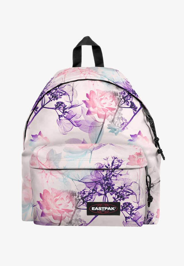 PADDED PAK'R/FLOWER-RAY - Sac à dos - pink ray