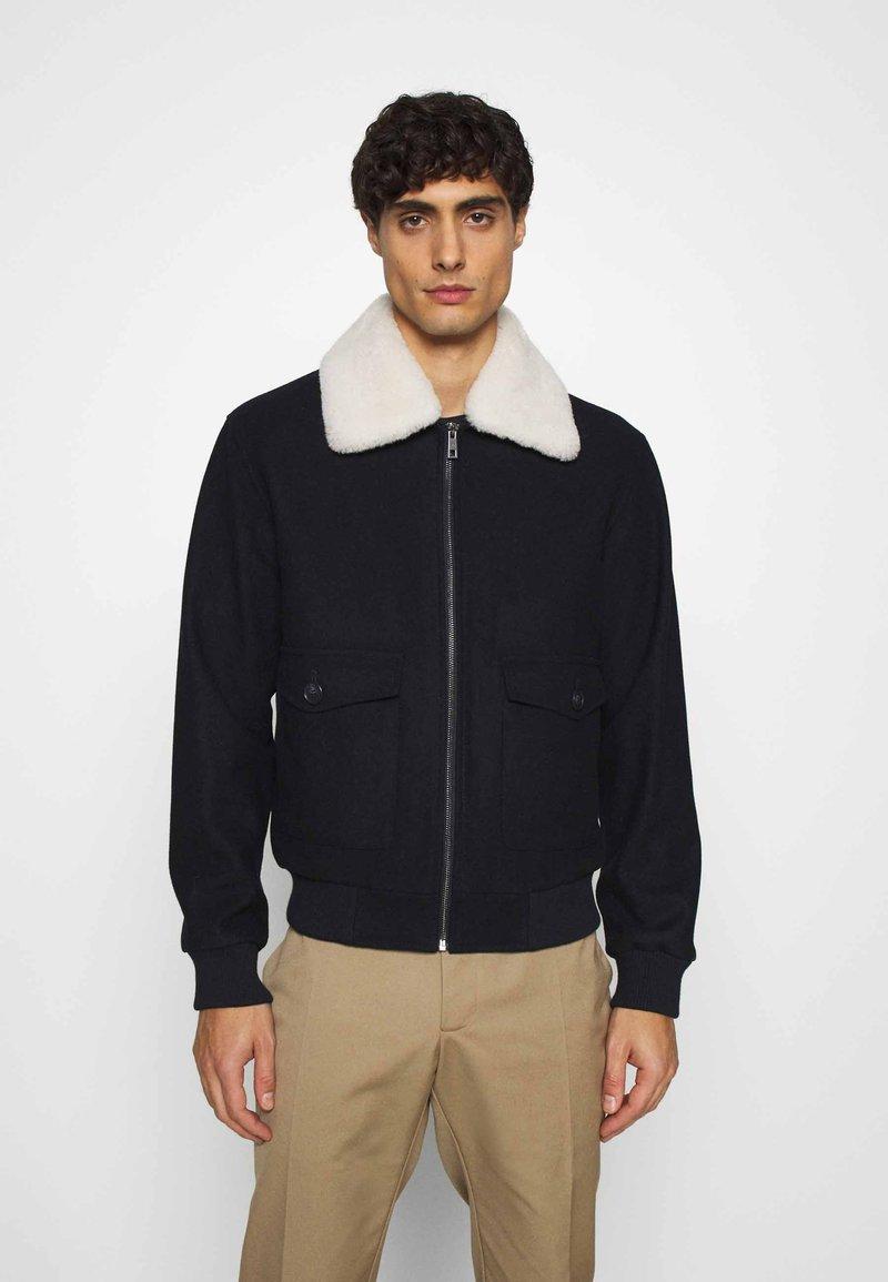 Serge Pariente - GABRIEL - Light jacket - navy