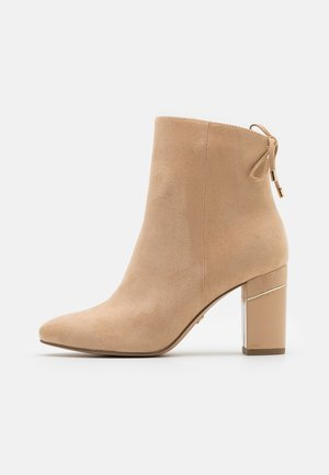 BOOTS - Classic ankle boots - almond