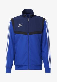 adidas Performance - TIRO 19 PRE-MATCH TRACKSUIT - Veste de survêtement - blue - 6
