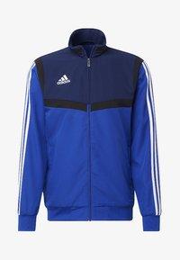 adidas Performance - TIRO 19 PRESENTAION TRACK TOP - Training jacket - blue - 6
