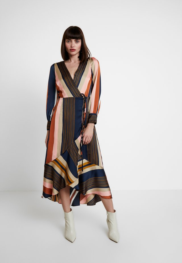 COLORETE DRESS - Maxi-jurk - multi-coloured
