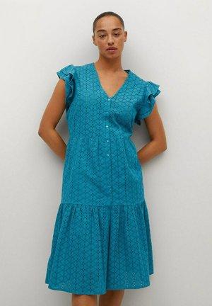 PACHULI - Day dress - turquoise