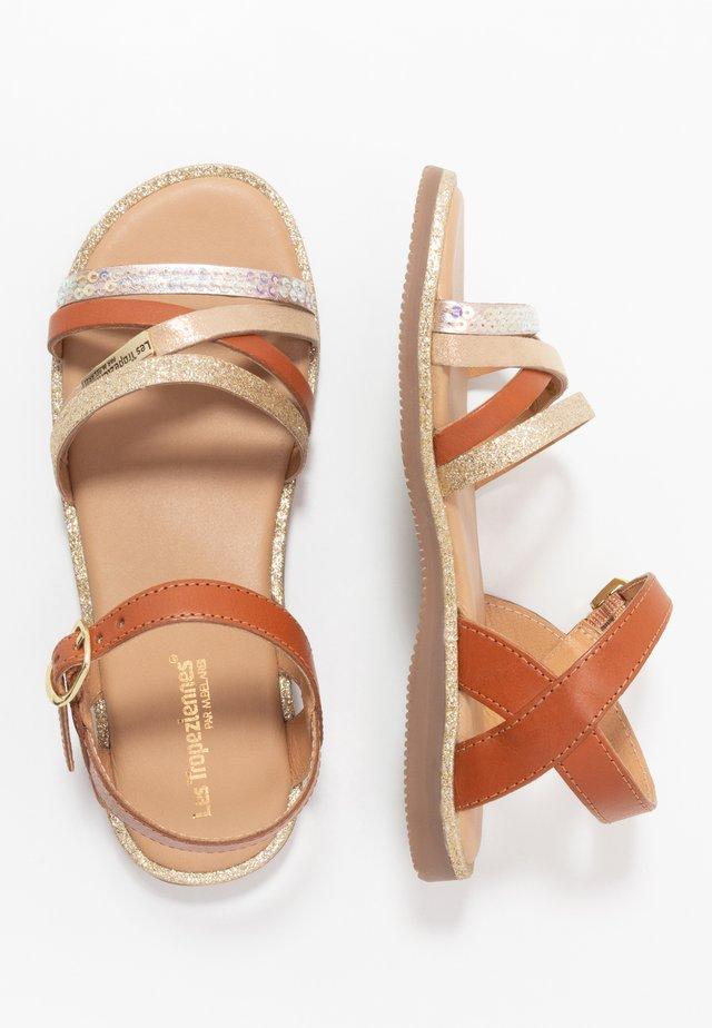 INAYA - Sandals - tan