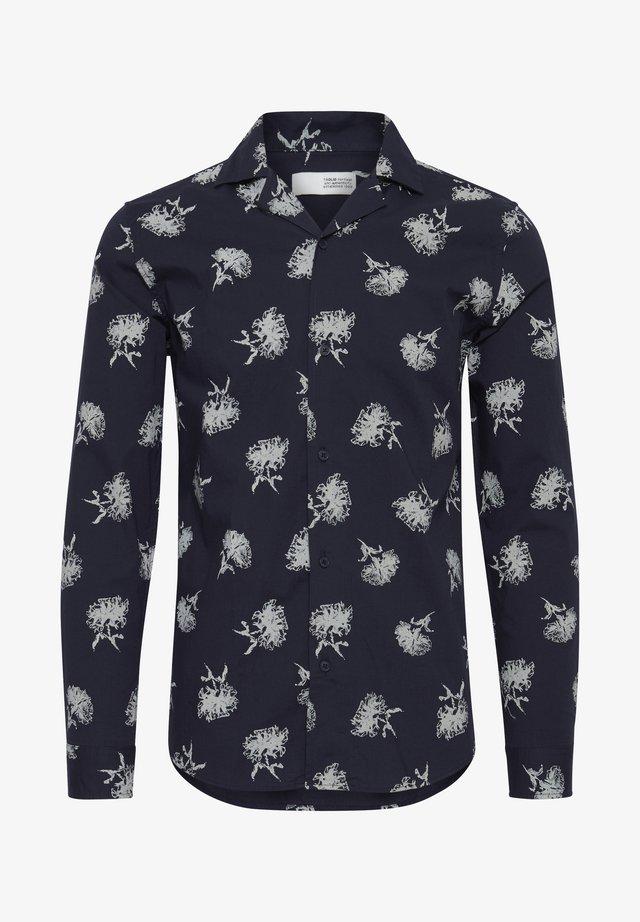 HARRIS LS CUBA FLOWER - Shirt - insignia b