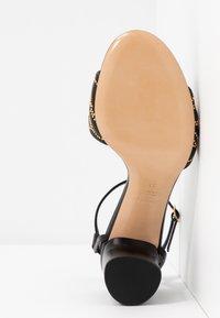 Casadei - Sandals - minorca nero - 6