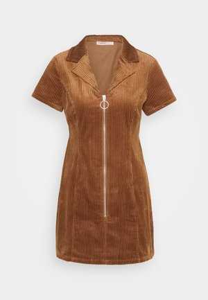 LADIES DRESS - Kjole - brown