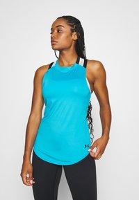Under Armour - SPORT 2 STRAP TANK - Camiseta de deporte - equator blue - 0