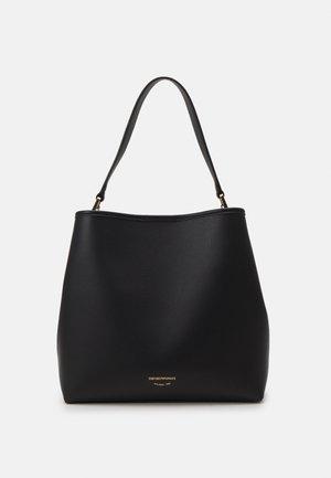 CAPSULE MYEAHOBO - Handbag - nero/silver