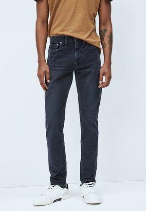 Straight leg jeans - deepsea blau