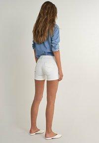 Salsa - Denim shorts - weiß - 2