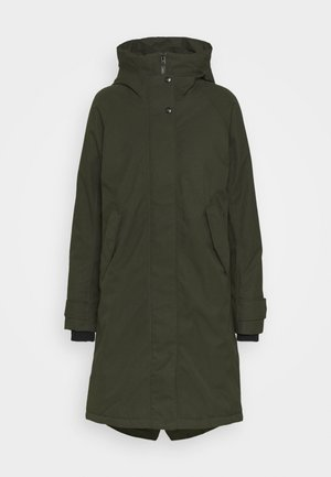 LUNA - Parka - forest green