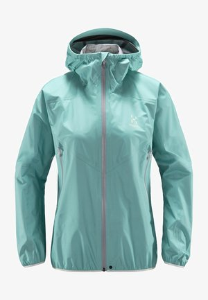 L.I.M COMP JACKET - Waterproof jacket - glacier green