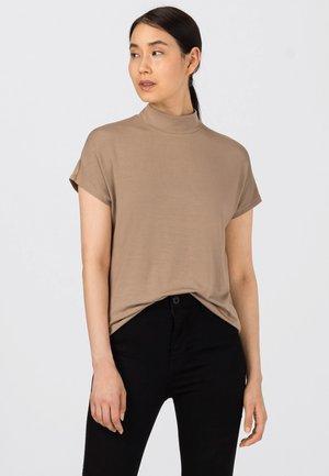 T-shirt basic - cappuccino