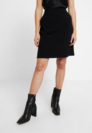 ARIANE SKIRT - Pencil skirt - black