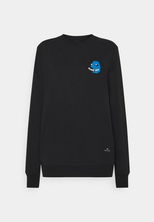 Felpa - black/blue