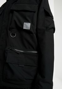 Carhartt WIP - ELMWOOD JACKET - Summer jacket - black - 5