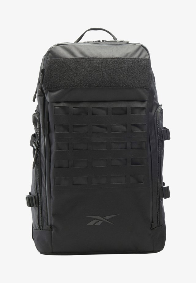 TRAINING WEAVE BACKPACK - Rugzak - black