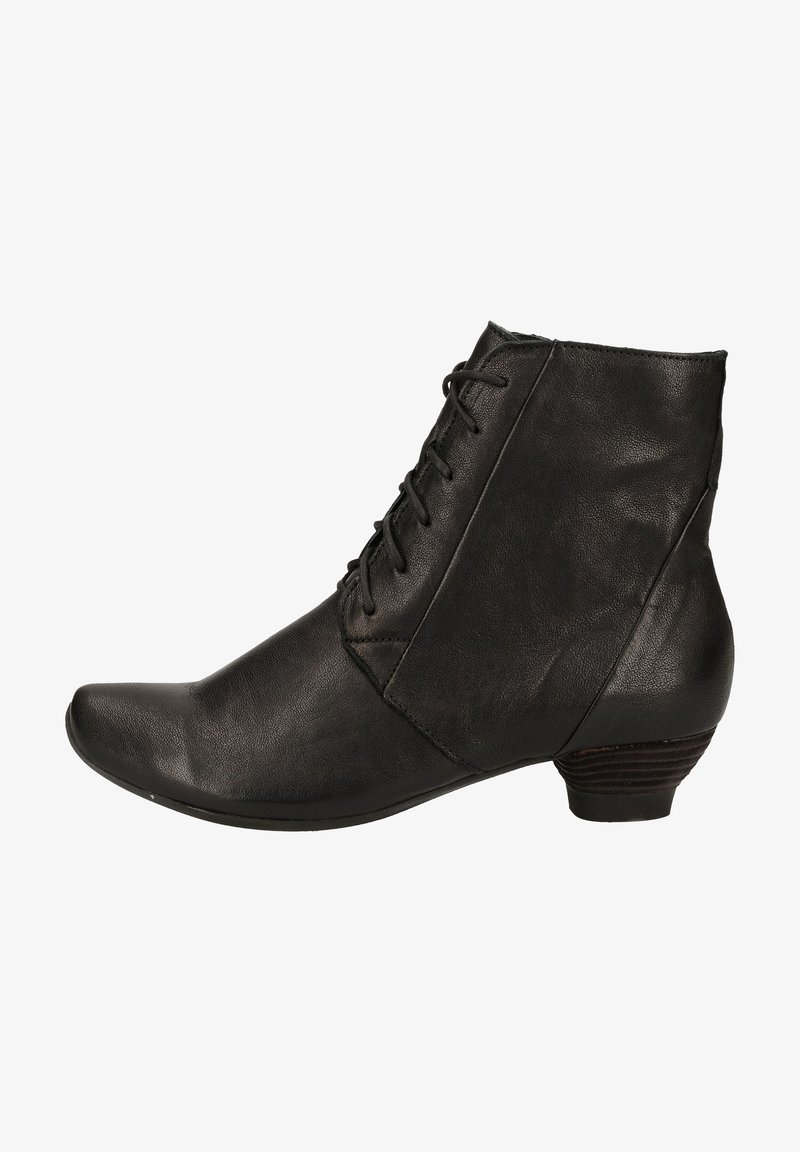 Think! - Lace-up ankle boots - schwarz 0010