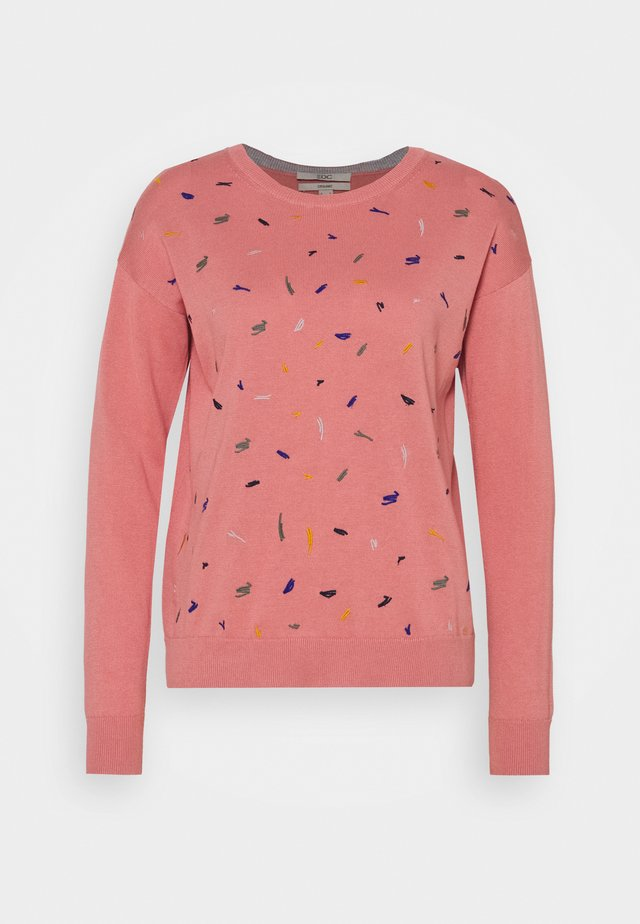 EMBRO - Pullover - pink