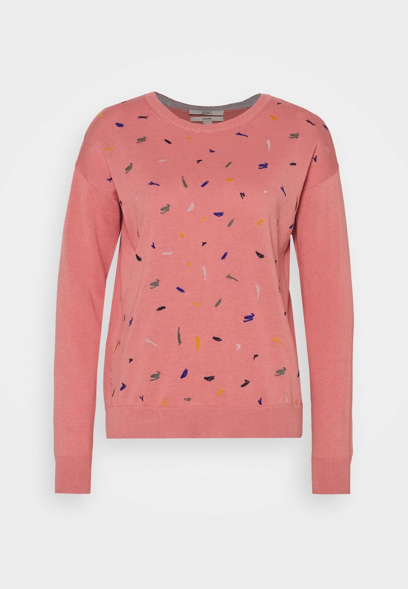 edc by Esprit - EMBRO - Jumper - pink