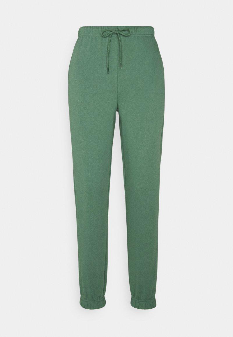 Pieces - PCCHILLI PANTS - Teplákové kalhoty - frosty spruce