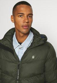 G-Star - WHISTLER PUFFER - Winter jacket - asfalt - 5