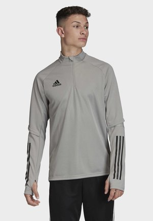 CONDIVO 20 TRAINING TOP - Long sleeved top - mid grey