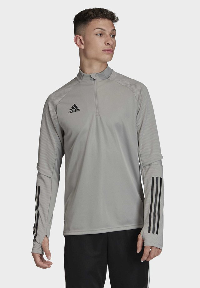CONDIVO 20 TRAINING TOP - T-shirt à manches longues - mid grey