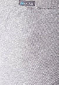 ODLO - PANTS LONG WARM - Base layer - grau - 3