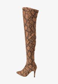 KIOMI - Over-the-knee boots - multicolor - 1