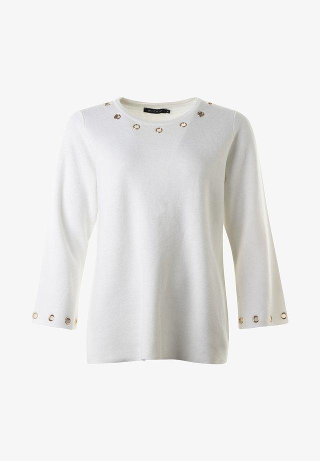 AMIE  - Långärmad tröja - off white