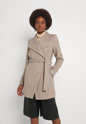 VMCALASISSEL 3/4 JACKET - Short coat - sepia tint