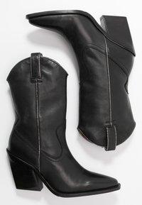 Bronx - NEW KOLE  - High heeled boots - black - 3