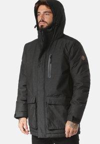 Lakeville Mountain - Winter coat - black - 2