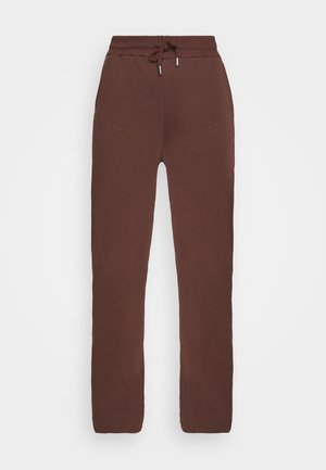 PERFECT SLOUCHY PANTS - Joggebukse - brown