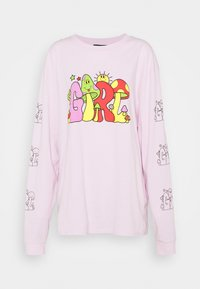 NEW girl ORDER - MUSHROOM GIRL TEE - Top sdlouhým rukávem - lilac - 5