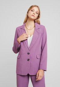 UNIQUE 21 - TAILORED - Blazer - purple - 0