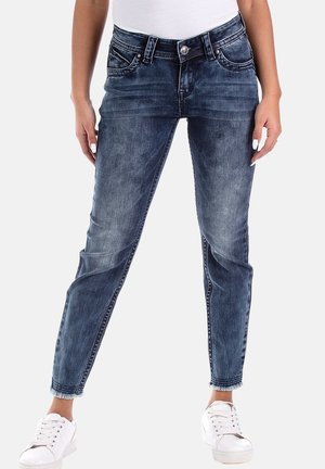 LAURA - Jeans Skinny Fit - blau
