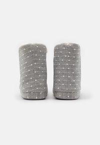 Anna Field - Slippers - light grey/white - 3
