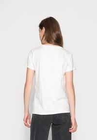 Liu Jo Jeans - Printtipaita - white - 2