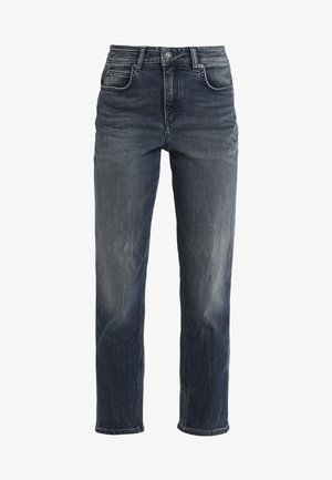 MOM - Džíny Relaxed Fit - mid blue wash