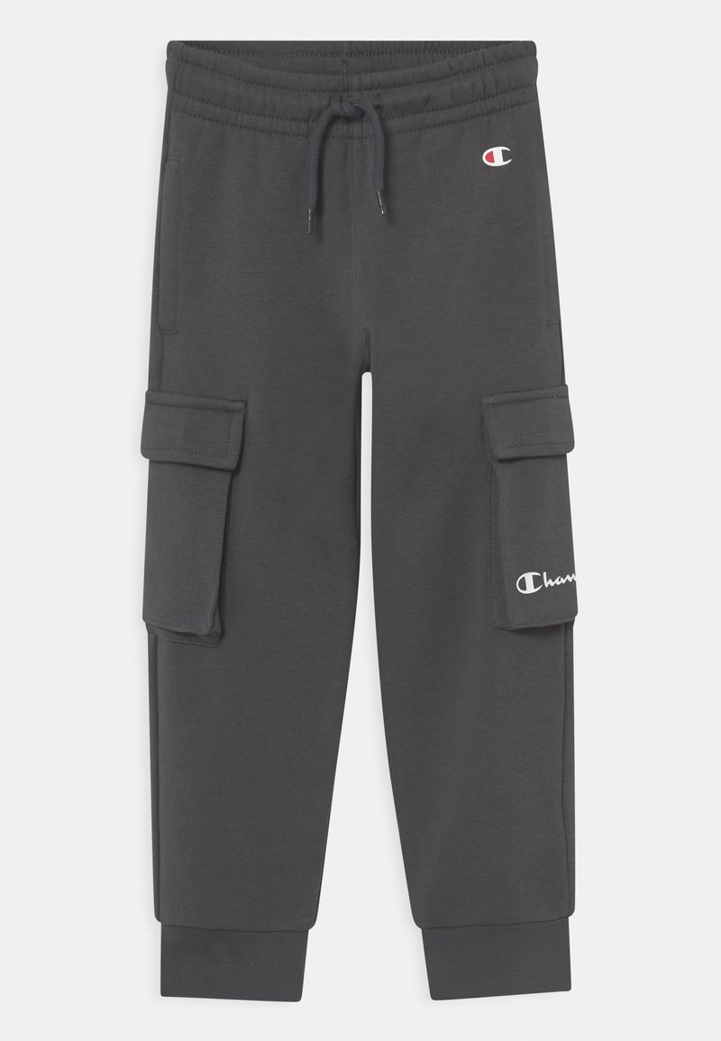 Champion - AMERICAN CLASSICS CUFF PANTS UNISEX - Pantalon de survêtement - dark grey