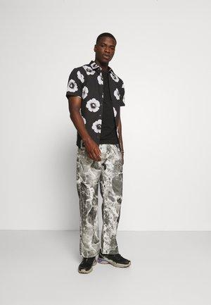 ESSENTIAL SKATE 3 PACK - T-shirt basic - black