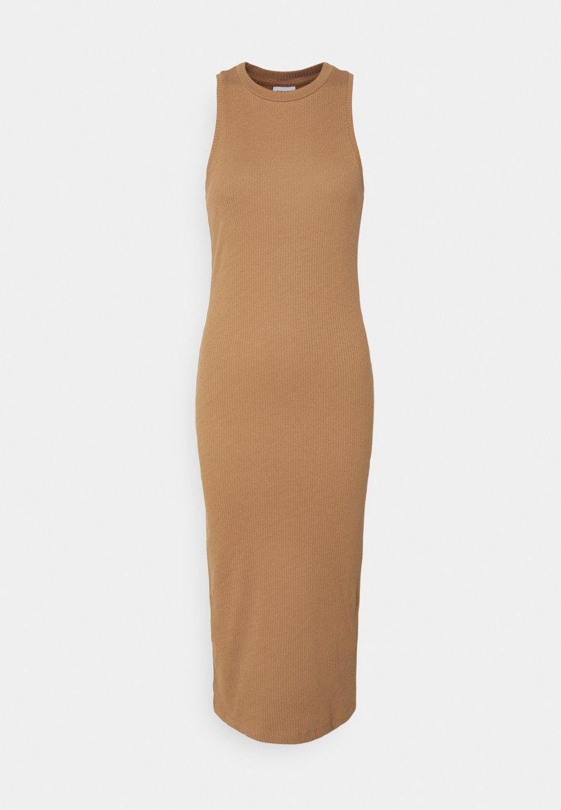 Vero Moda - VMLAVENDER DRESS - Maxi dress - tigers eye