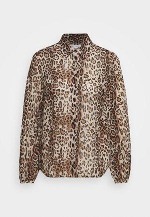 FLORIZZA - Button-down blouse - natural