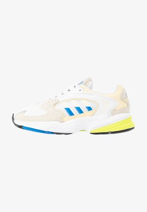 FALCON 2000 - Sneakers laag - offwhite/blue bird/footwear white