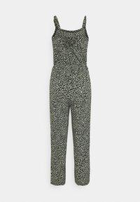 JDY - JDYALINA STRAP - Jumpsuit - black/kalamata - 1